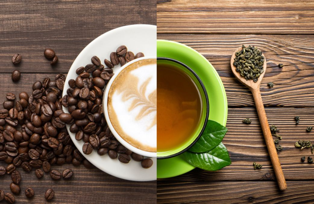What is best to drink in the morning: tea or coffee