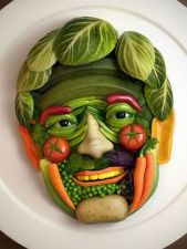 10 Amazing Food Art which will surprise you