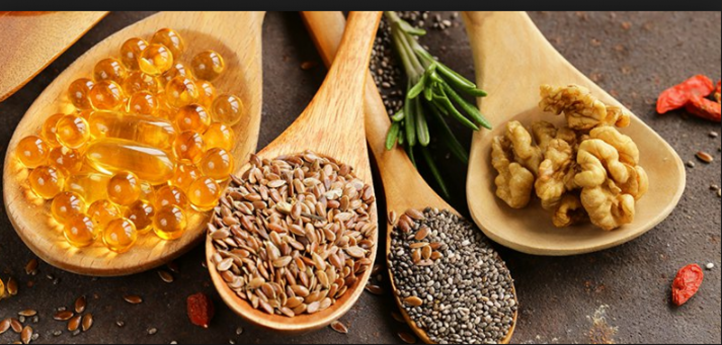 Included these Omega 3 rich foods into your diet to get health and beauty side by