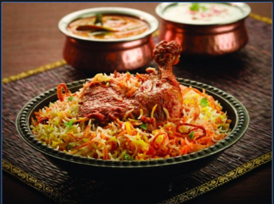 Delicious and Lip smacking Hyderabadi Murgh Dum Biryani recipe