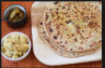 Healthy Breakfast recipe: Sattu ka Paratha