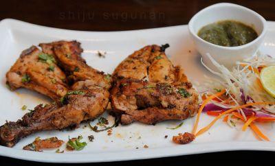 Taste all-new Bhatti Ka Murgh