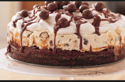 Quick and easy Ice Cream Cake Recipe