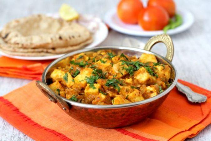 Recipe to make delicious Tawa Paneer Masala
