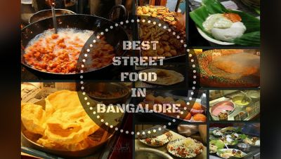 Let's taste some Street food from the Capital city of Technology: Bangalore
