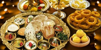 Impress Your Guest with these lavish meal on Diwali