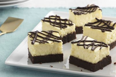 Try! Brownie Bottom Cheesecake