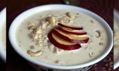 Fast Special Recipes: Banana Pakode and Apple Kheer
