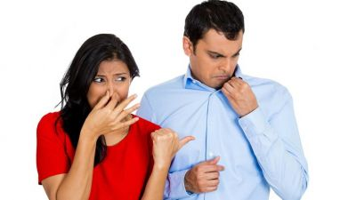 Serious myths about bad body odour
