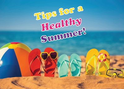 4 Expert health tips for this summer 2018