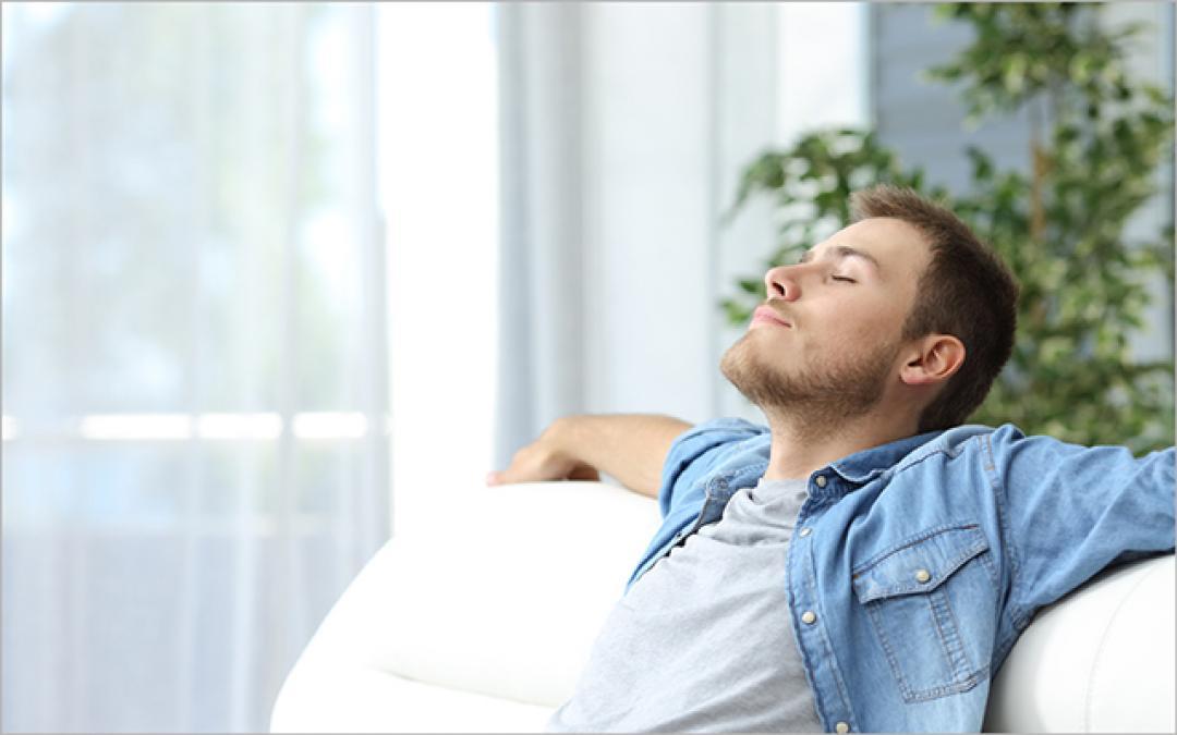 Amazing benefits of deep breathing