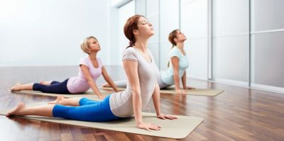 Prevent the depression by yoga, just twice in a week!