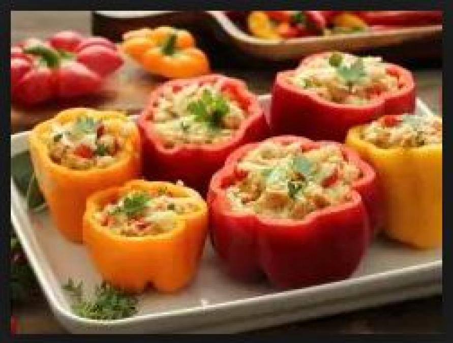 Here are three bell pepper recipes to jumpstart your summer weight loss journey