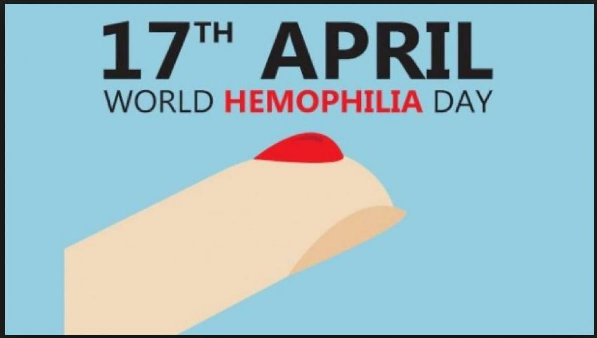 World Haemophilia Day: Get awareness about this disease…read full detail inside