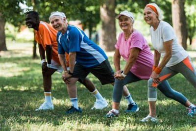 4 Yoga asanas for relieving joint pain in old age