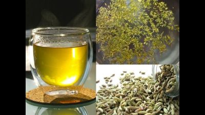 Fennel water removes constipation problem