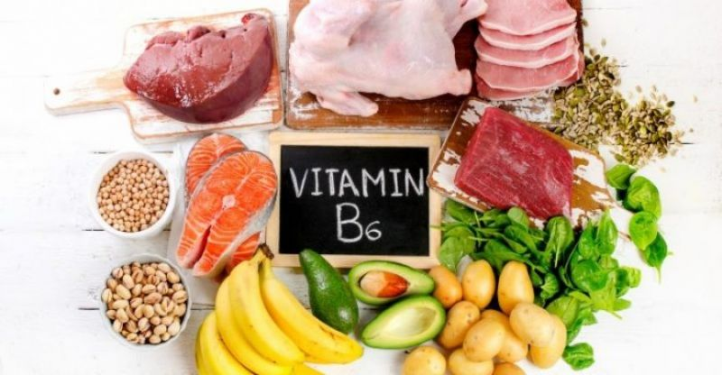 What are the symptoms of vitamin b6 deficiency?