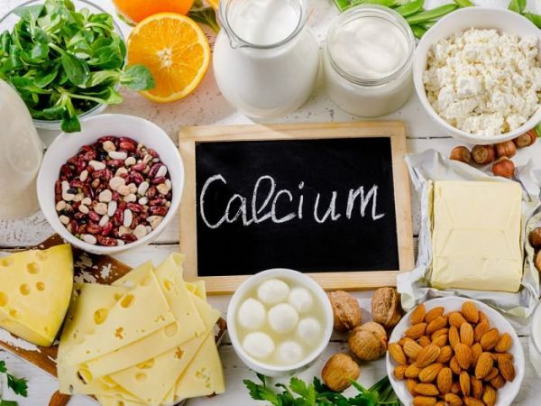 These foods remove calcium deficiency