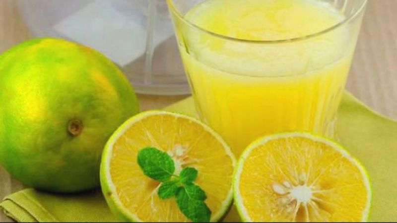 Take in of Sweet lime Juice is beneficial for disorder