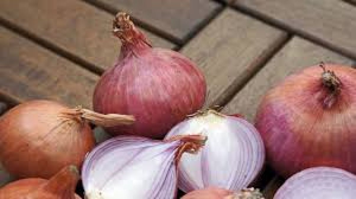This disease will be overcome with onion juice, relief in period