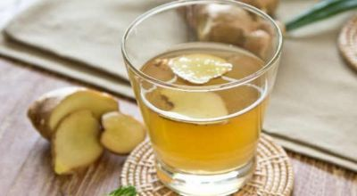 Ginger juice is beneficial for health