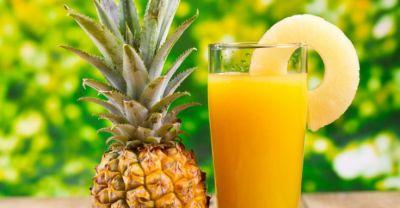 Pineapple juice reduces blood pressure problem