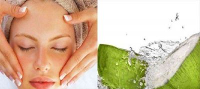 Problem of pigmentation after pregnancy will remove with raw coconut water