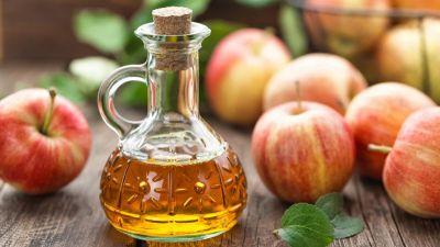 Apple vinegar's keeps you healthy in winter