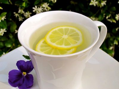 Lemon gives relief from malaria fever