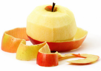 Apple peels protect from cancer risk