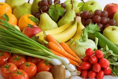 Take vitamins rich foods diet in winter