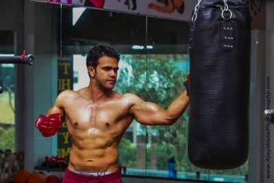 Living his life the fit way Himanshu Kaushik is inspiring people through his fitness and fun-filled sessions