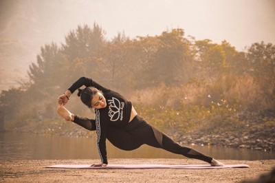 A Yoga Enthusiast, Sushmita Mukhia Has Come A Long Way As She Leads A Healthy Lifestyle