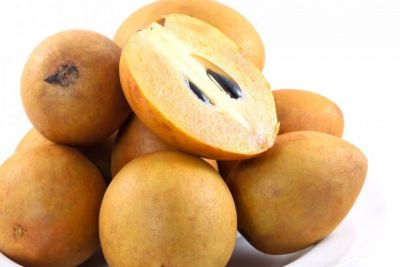 Remove STRESS with consumption of Chikoo