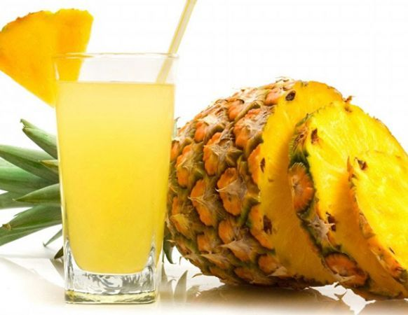 Pineapple juice will relieve from joint pain