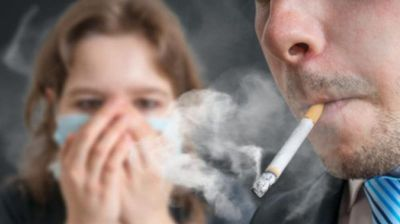 passive smoking is also injurious to health