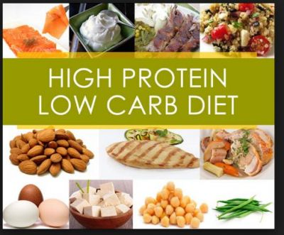 Rich protein diet for weight loss