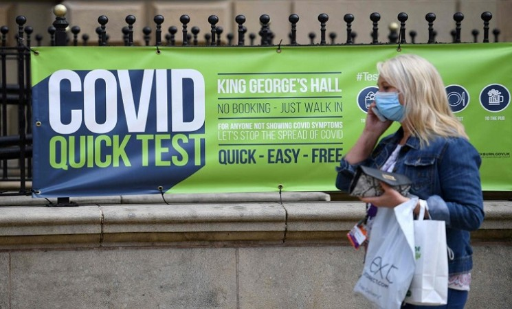 डेल्टा संस्करण संक्रमण इंग्लैंड में हर 11 दिनों में हो रहा है दोगुना: अध्ययन
