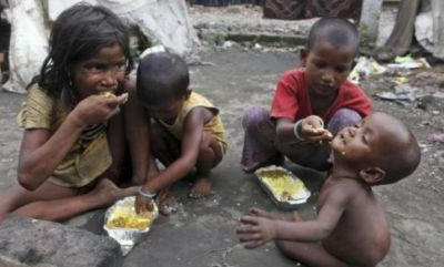 NITI Aayog reports says, only 9 per cent Indian kids get proper nutrition