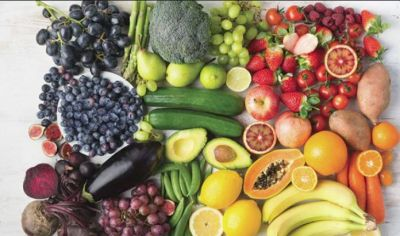 Add foods of these colours  in your diet to be healthy and fit