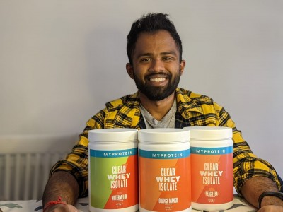 Dr Ram Niranjan Is The Brand Ambassador Of My Protein -  One Of The Top Sports Nutrition Brands In The World!