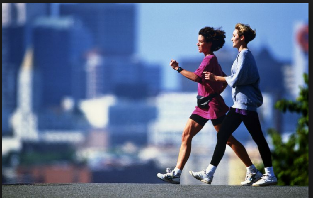 Walking or Running which can give you more benefits