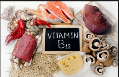 Vitamin B12 rich foods and their associated health benefits