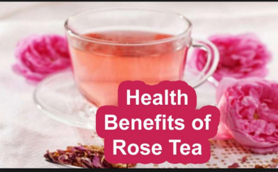 Rose Tea: Drink this tea for fastest weight loss