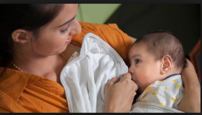 Increase Breastmilk supply post  birth with these natural foods