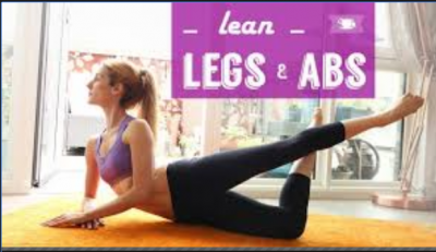 Lazy girl exercises to get perfect thinner legs, check out here
