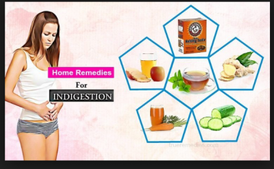 Try these effective home remedies for Indigestion that can cure within a second