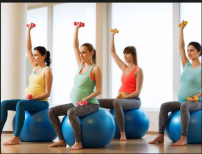 During Pregnancy, women should exercise to prevent these problems afterward