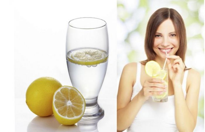 Know what are the benefits of drinking lemon juice with warm water in the  winter | NewsTrack English 1