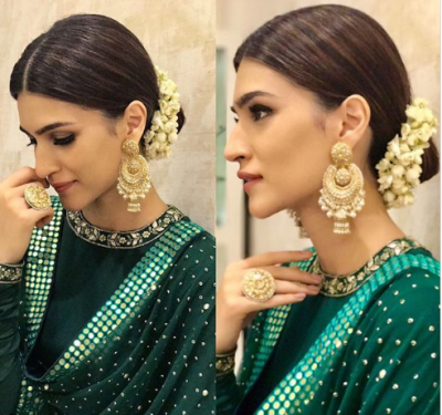 8 Sumptuous Hairstyles You should Try This Wedding Season